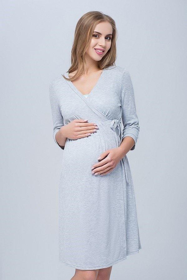 d3bb0365eb8d ХалатыХалат для беременных Sinty, Юла Мама